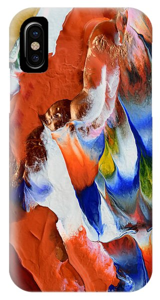 Abstract Series N1015bp Copy IPhone Case