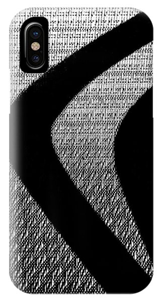 Abstract Shadows IPhone Case