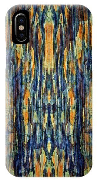 Abstract Symmetry I IPhone Case
