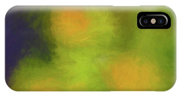 Abstract Untitled IPhone Case