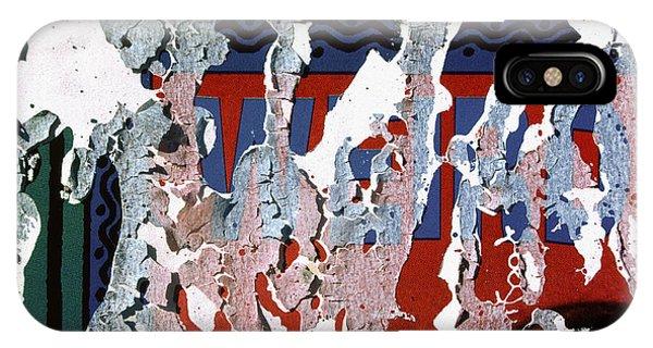 abstract urban art - Weird IPhone Case