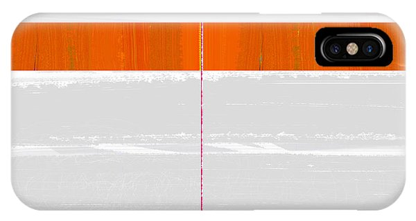 Contemporary iPhone Case - Abstract Way by Naxart Studio