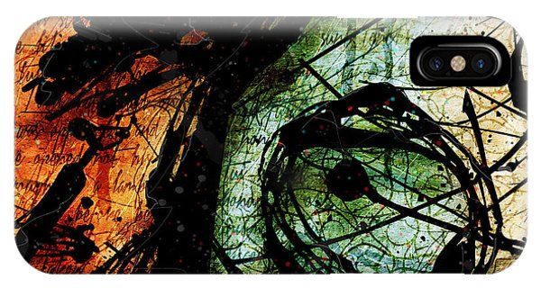 Worship iPhone Case - Abstracta_07 Sacrifice by Gary Bodnar