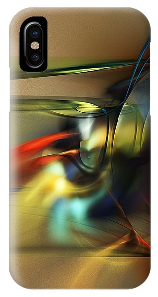 Abstraction 022023 IPhone Case