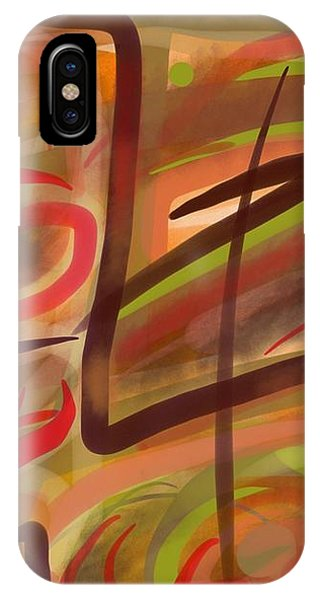 Abstraction Collect 2 IPhone Case