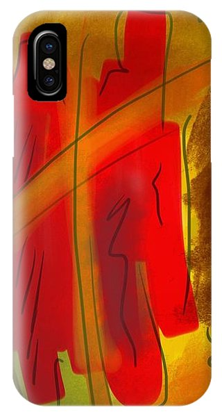 Abstraction Collect 3 IPhone Case