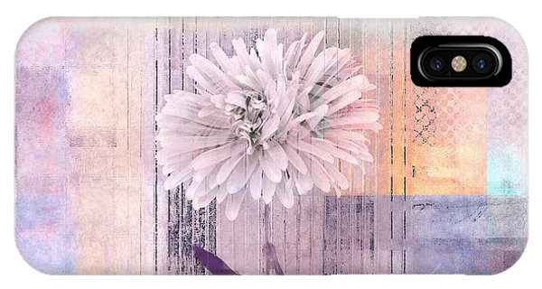 Contemporary Floral iPhone Case - Abstractionnel - 333ab2ab by Variance Collections