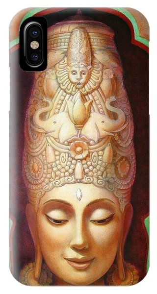 Abundance Meditation IPhone Case