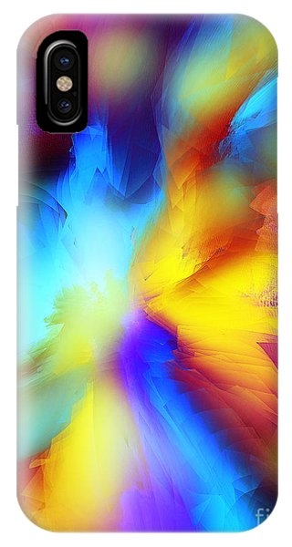 Celestial Rhythm IPhone Case