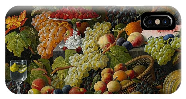 Abundant Fruit IPhone Case