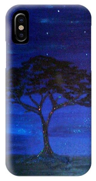 Acacia IPhone Case