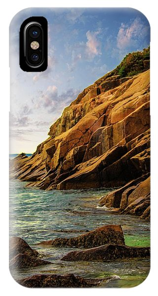 Acadia National Park--maine IPhone Case
