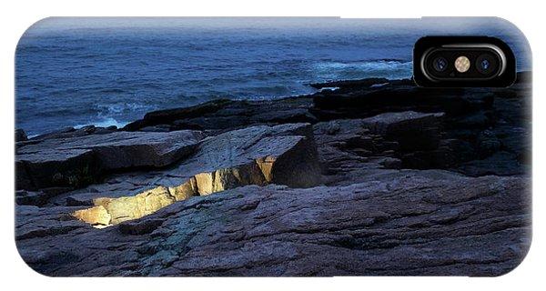 Twilight iPhone Case - Acadia Nocturnes by Jerry LoFaro