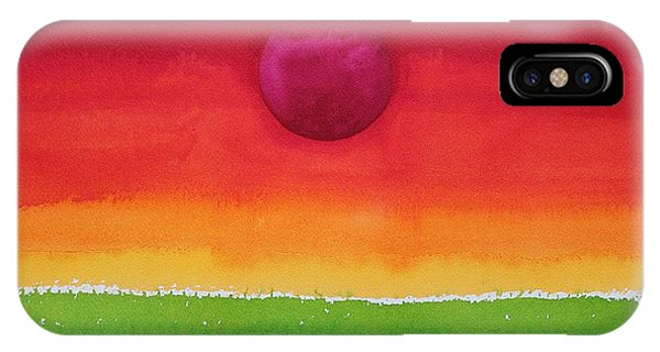 Acceptance Original Painting IPhone Case