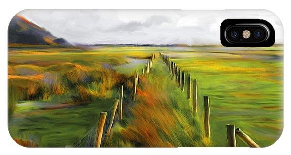 Achill Island - West Coast Ireland IPhone Case