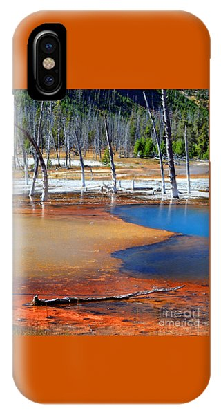 Acid Soup Yellowstone IPhone Case