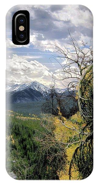 Acorn Creek Trail IPhone Case