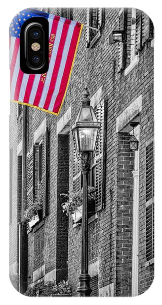 Acorn Street Details Sc IPhone Case