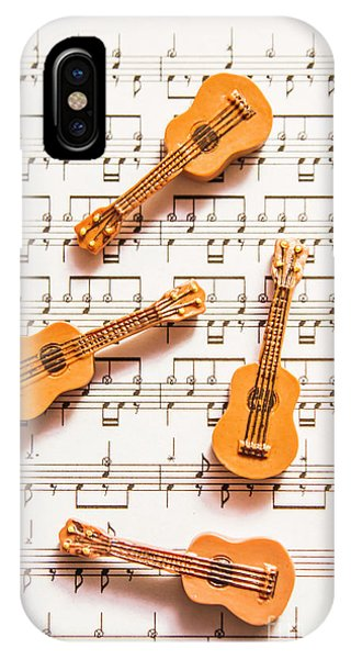 Concert iPhone Case - Acoustic Quartet by Jorgo Photography - Wall Art Gallery