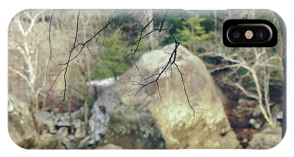Across From Eagle Falls IPhone Case