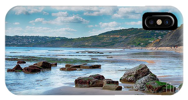 Dorset iPhone Case - Across The Bay Again by Wendy Wilton