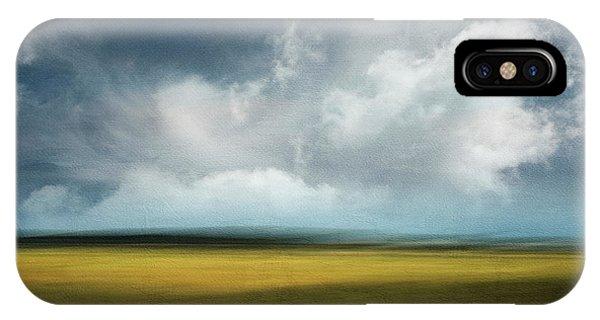 Across The Marsh IPhone Case