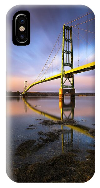 Across The Reach IPhone Case