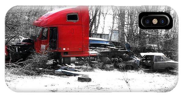 Across The Road - Rural America  Phone Case by Steven Digman