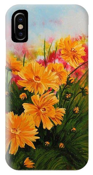Acrylic Msc 216 IPhone Case
