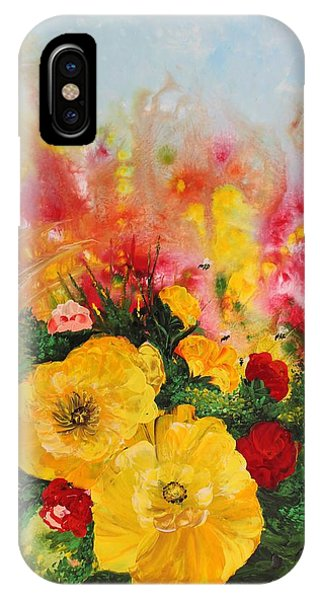 Acrylic Msc 218 IPhone Case