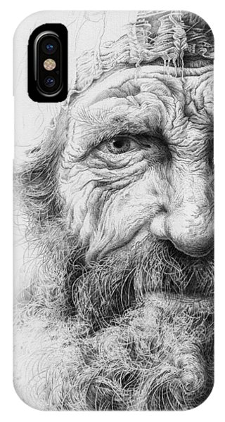 Adam. Series Forefathers IPhone Case