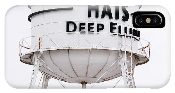 Adams Hats Deep Ellum Texas 061818 IPhone Case
