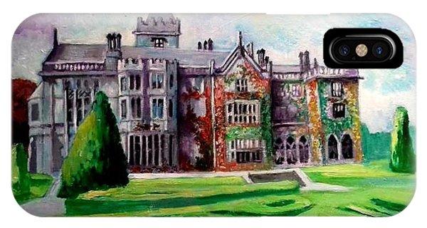 Adare Manor Co Limerck Ireland IPhone Case