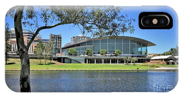 Adelaide Convention Centre IPhone Case