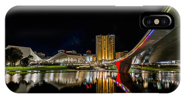 Adelaide Riverbank IPhone Case