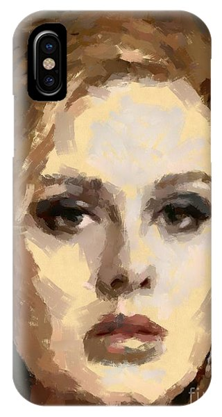 Adele IPhone Case