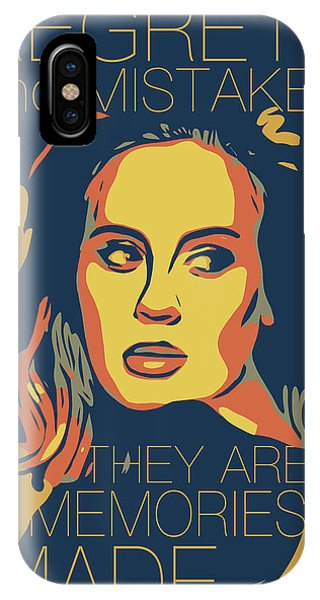 Adele iPhone Case - Adele by Greatom London