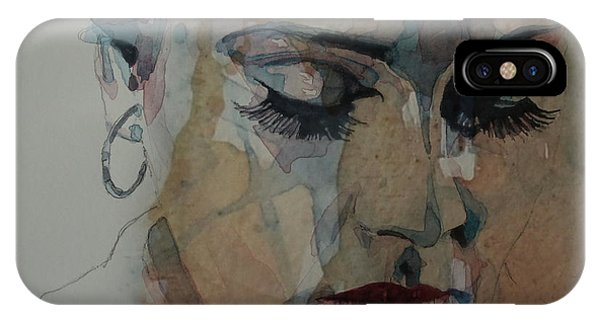 Adele iPhone Case - Adele - Make You Feel My Love  by Paul Lovering