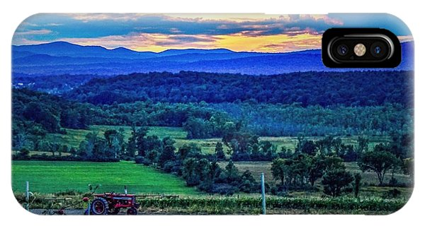 Adirondack Country IPhone Case
