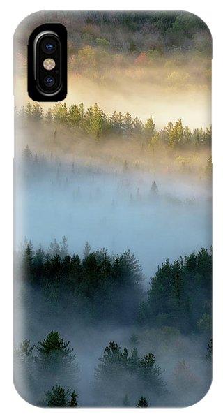 Adirondack Fog IPhone Case