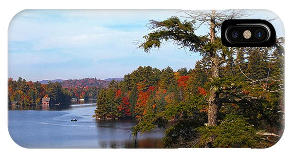 Adirondack View IPhone Case