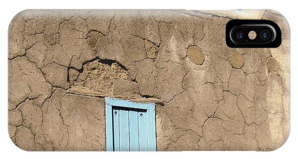 Adobe Church Taos IPhone Case