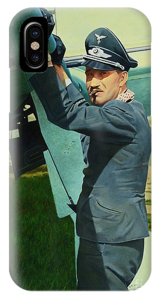 Adolf IPhone Case