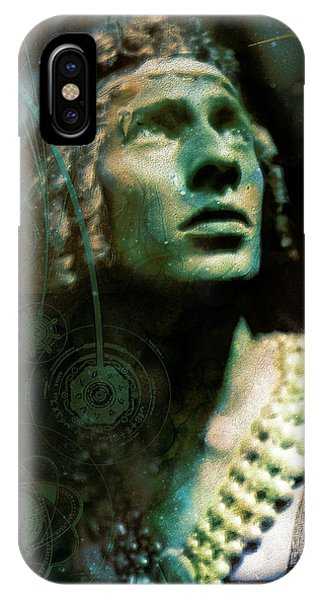 Adolph Bolm Colorized IPhone Case
