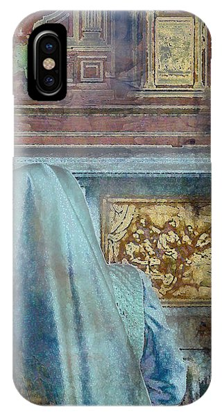 IPhone Case featuring the photograph Adoration Chapel 3 by Kate Word