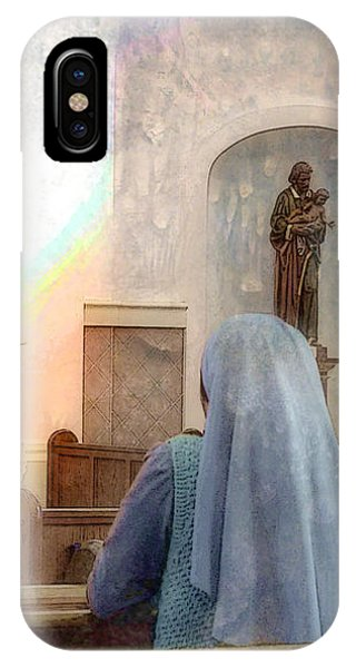 IPhone Case featuring the photograph Adoration Chapel by Kate Word