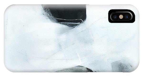 Panel iPhone Case - Adrift #1 by Jane Davies