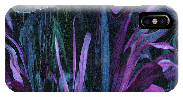 Adrift In The Mermaid Cafe IPhone Case