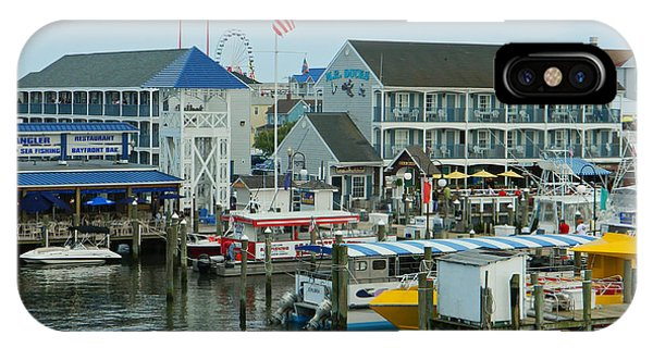 Adult Fun - Ocean City Md IPhone Case