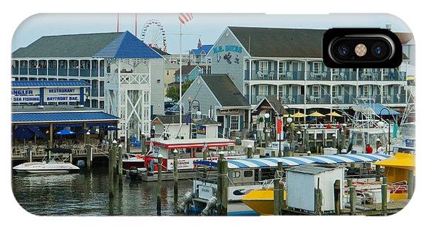 Adult Fun - Ocean City Md IPhone Case